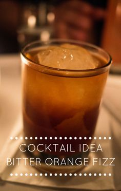Mario Batali and Michael Symon teamed up to make drink recipes, including a Michigan Spritz recipe from Mario and a Bitter Orange Fizz recipe from Michael. http://www.foodus.com/the-chew-michigan-spritz-bitter-orange-fizz-recipe/