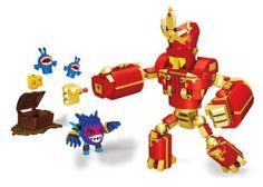 Arkeyan Robot King Mega Bloks Set!