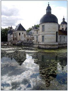 Chateau de Tanlay - Bourgogne   Flickr – Condivisione di foto!