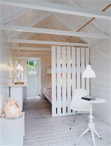 Friggeboden Pärlan garden house