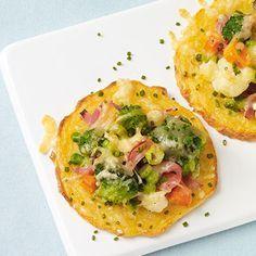 Überbackene Kartoffelrösti Rezept | Küchengötter