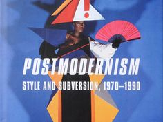 Cover off Postmodernism style