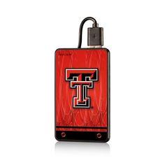 Texas Tech Red Raiders 2200mAh Portable USB Charger - $29.99