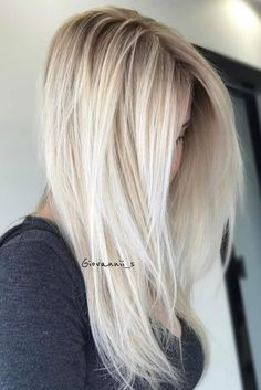 31 Blonde Ombre Hair Colors to Try Blonde Ombre Hair and Best Color Ideas . - 31 blonde ombre hair colors to try blonde ombre hair and best color ideas for this season ★ see m - Blond Ombre, Ombre Hair Color, Blonde Color, Icy Blonde, Brown Blonde, Blonde Wig, Short Blonde, Blonde Shades, Blonde Layers