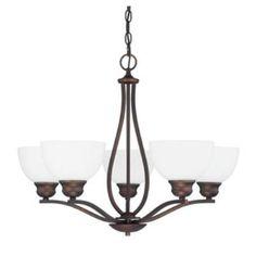 Capital Lighting 4035BB-212 Stanton - Five Light Chandelier