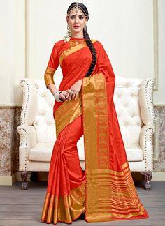Jazzy Net Designer Traditional Sarees