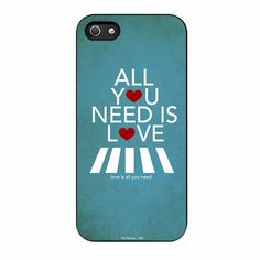 All You Need Is Love 2 iPhone 5/5s Case