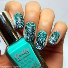 Nails By Kizzy: Born Pretty Stamping Plate Review