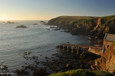 Old lifeboat house, Lizard Point, Cornwall