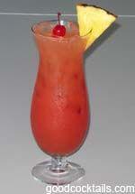 Hawaiian Punch Mixed Drink Recipe