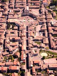 Piazza Europa, San Lorenzo nuovo (Viterbo)