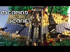 Image result for lego star wars scarif designs