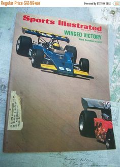 Fall Clearance Sports Illustrated Magazine June 5 1972  by Booth58