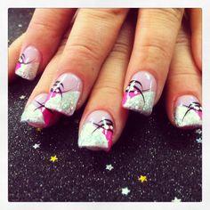 Nail design by Rikki Honts
