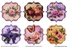 Toppers - Floral 1
