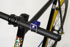 Cinelli Gazzetta with USB Light Midnight Blue