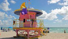 Florida - Routenplanung