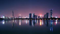 nanjing china skyline - Google Search