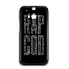 Rap God Eminem HTC One M8 Case