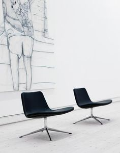 Jakob Wagner chairs for Hay