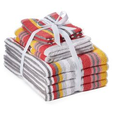 The Big One® 12-pack Bath Towel, Multicolor