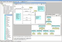 Descargar gratis BOUML: Una herramienta UML 2 que permite especificar y generar código en C++, Java, Idl, PHP y Python   Banana-Soft.com
