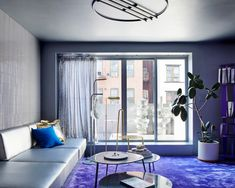 "Crosby Studios founder Harry Nuriev adds ""signature boldness"" to his New York apartment."