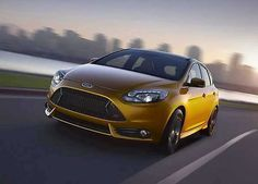 2018-2019 Ford Focus ST — New 2018-2019 Ford Focus