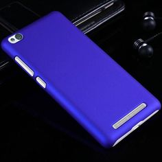 """For Xiaomi Redmi 3 Case 5.0"""" Luxury Plastic Hard Cell Phone Case For Xiaomi Redmi 3 Redmi3 Hongmi 3 Case Shell Back Cover"""