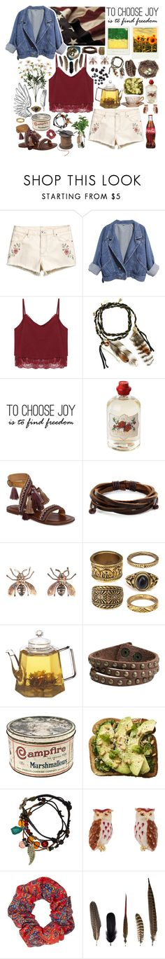 """""""courtesy of the red, white, and blue"""" by toripete ❤ liked on Polyvore featuring Disney Couture, ADZif, Soap & Paper Factory, Topshop, West Coast Jewelry, Vernissage, Polaroid, Zad, Les Néréides and Mineheart"""