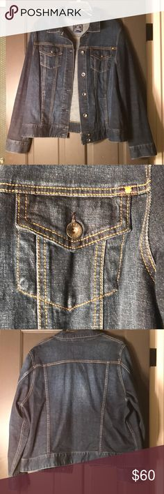 Lucky Brand Jean Jacket This awesome Lucky Brand jean jacket is an essential! Only worn a few times, this jacket is in pristine condition. Great wash that goes with just about everything!! Lucky Brand Jackets & Coats Jean Jackets