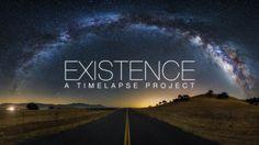Zeit zum Sternegucken EXISTENCE A TIMELAPSE PROJECT