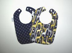 Baby Bib / Valentine bib / Valentine Baby by TextileTrolley, $10.00