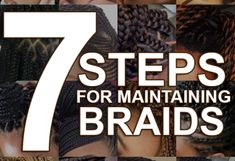 Simple Hair Care Advice To Get The Hair You've Always Wanted - All Hair Care Tips and Guide Black Hair Care, Black Curly Hair, Braids For Black Hair, Short Hair, Box Braids Hairstyles For Black Women, Children Hairstyles, Nice Hairstyles, Hairstyles Pictures, Hair Pictures