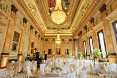 Central London Conference and Wedding Venue - One Great George Street