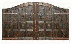 Spanish Style Wood Gates - Bing Images