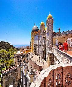 Sintra , Portugal - Travel Pedia