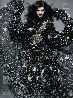 Imponente vestido por / Imposing gown by Dolce & Gabbana