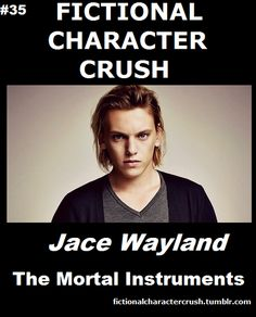 Yes. Both Jace and Jamie. #JamieisJace