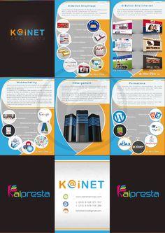 KaiNet Agence de communication à Marrakech Maroc, Création graphique, création des sites internet Maroc, créer site Web Mobile, Référencement naturel du site internet Maroc, community Management, Formation