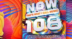 Now That's What I Call Music! 108 2021 ( Free Download ) Sophie Ellis Bextor, Willow And Sage, Clean Bandit, James Arthur, Liam Gallagher, Let Me Love You, Machine Gun Kelly, Jason Derulo, Sam Smith