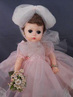Vintage Madame Alexander Lissy Bridesmaid Darling | eBay