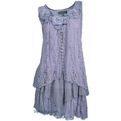 Norma Vintage Victorian Shirt Dress Tunic In Lavender ❤ liked on Polyvore featuring tops, tunics, lavender top, vintage tunic, vintage tops and victorian top