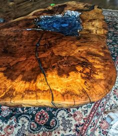 Saved from Swamps in Arkansas Live Edge Table, Wood Slab, Great Coffee, One In A Million, Beautiful Patterns, Absolutely Stunning, Epoxy, Etsy Shop, River