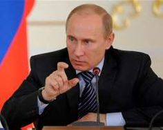 Russian President Vladimir Putin on Thursday accused Ukraine's new authorities of driving the country towards the abyss but said that dialogue was the only way out of the intensifying crisis.