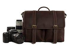 ROCKCOW Vintage Genuine Leather DSLR Camera Bag SLR Camer... https://www.amazon.com/dp/B012A92SB2/ref=cm_sw_r_pi_dp_QsnAxb4QSY0HP