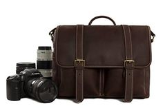 ROCKCOW Vintage Genuine Leather DSLR Camera Bag SLR Camer... https://www.amazon.com/dp/B012A92SB2/ref=cm_sw_r_pi_dp_QsnAxb4QSY0HP