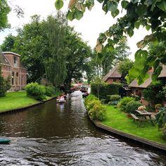 pontos turísticos de Giethoorn