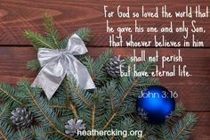 Christmas devotions