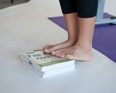 @Julie Lanahan  8 Ways to Strengthen Your Ankles - wikiHow. - ankle/heel pain go away!!!!